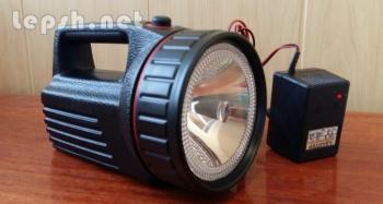 Продаю - Ручной переносной светодиодный фонарь ФАР-2С