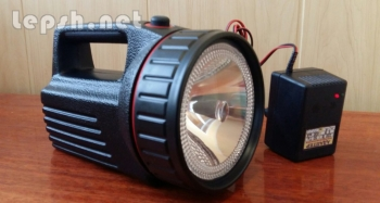 Продаю - Ручной переносной светодиодный фонарь ФАР-2С LED