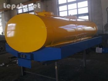Продаю - Виготовлення і ремонт молоковозів, водовозів, рибовозів, автоцистерн