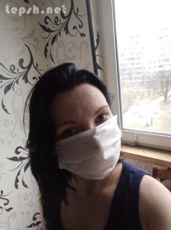 Продаю - Защитная маска, повязка тройная
