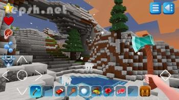 Продаю - Скачайте мобильную игру Realmcraft (бесплатный Minecraft)