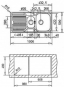 Кухонная мойка Teka PRINCESS 1 1/2 B 1D микротекстура!